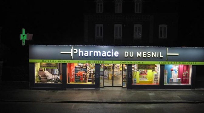 Pharmacie du mesnil