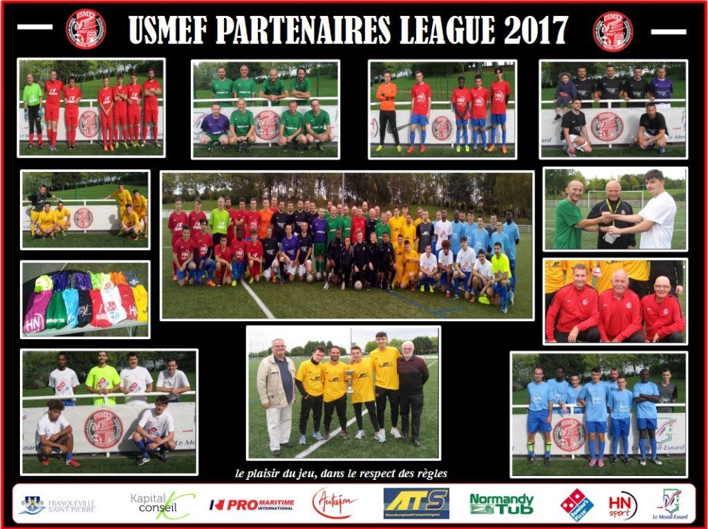 USMEF Partenaires League 2017