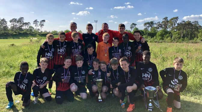 Tournoi U11 et U13 – FC SEINE-EURE : 10 mai 2018