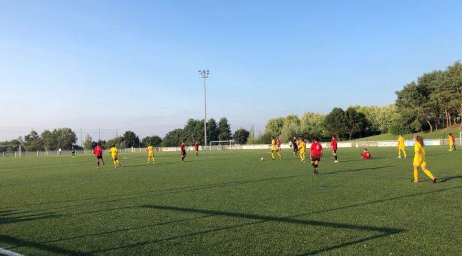 U14/U15 : Résumé match amical contre QRM