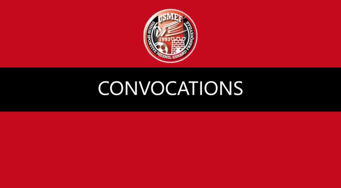 Catégorie U11 : convocations samedi 23 octobre